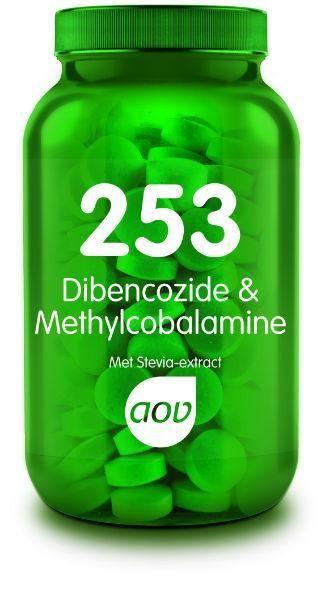 253 Adenosyl en Methylcobalamine 60 zuigtabletten - AOV
