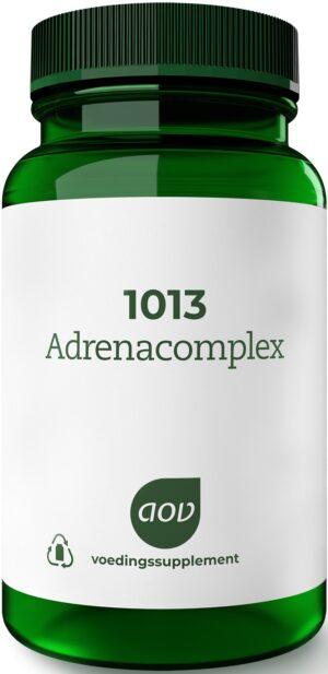 1013 Adrenacomplex 60 plantaardige capsules - AOV