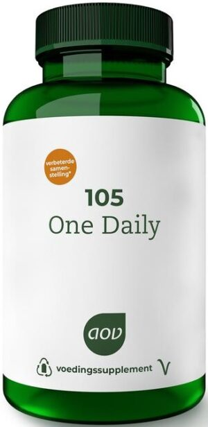 105 One Daily 90 tabletten - AOV