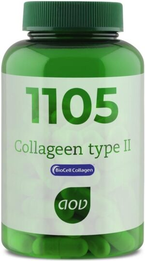 1105 Collageen Type 2 90 plantaardige capsules - AOV