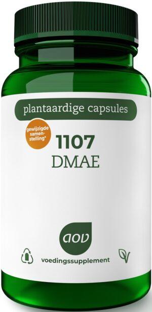 1107 DMAE 503 mg 60 capsules - AOV
