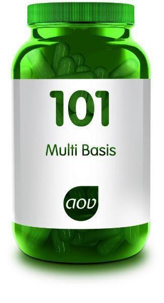 101 Multi Basis 60 capsules AOV