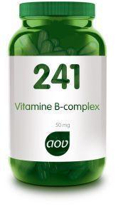 241 Vitamine B Complex 50 mg 180 capsules AOV