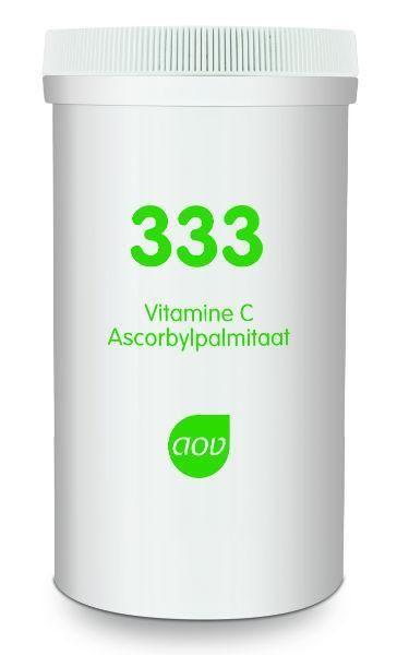 333 Vitamine C Ascorbyl Palmitaat 60 gram AOV