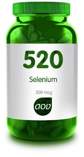 520 Selenium 200 mcg 60 capsules AOV
