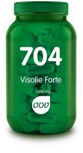 704 Visolie Forte 1000 mg 180 capsules AOV