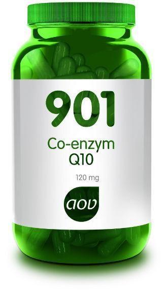 901 Co Enzym Q10 120 mg 60 capsules AOV