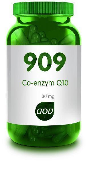 909 Co Enzym Q10 30 mg 180 capsules AOV
