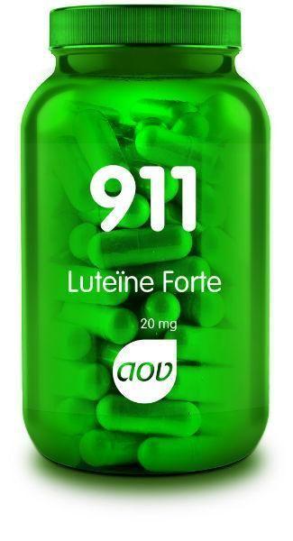 911 Luteine Forte 20 mg 60 capsules AOV