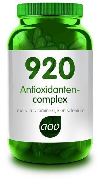 920 Antioxidanten Complex 90 capsules AOV
