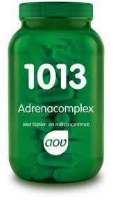 1013 Adrenacomplex 60 plantaardige capsules AOV