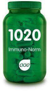 1020 Immuno Norm 60 plantaardige capsules AOV