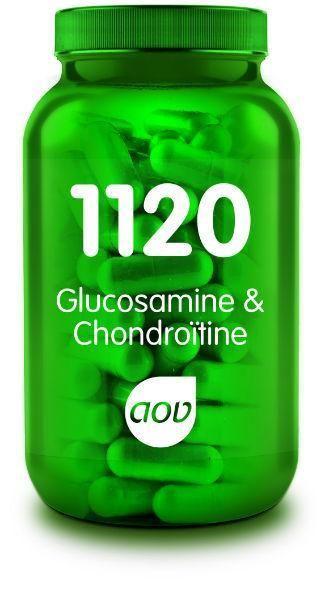 1120 Glucosamine en Chondroïtine 60 capsules AOV