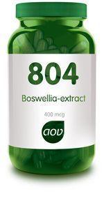 804 Boswellia Extract 400 mg 60 capsules AOV