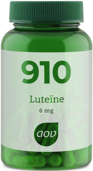910 Luteine 6 mg 60 capsules - AOV
