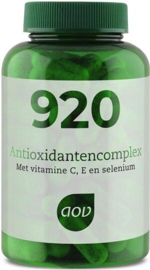 920 Antioxidanten Complex 90 capsules - AOV