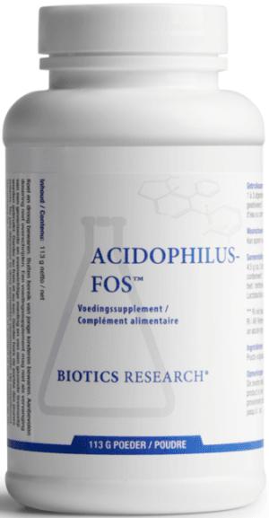 Acidophilus Fos 113 gram poeder Biotics