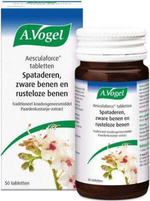Aesculaforce 50 tabletten - A Vogel