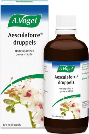 Aesculaforce Druppels 100 ml - A Vogel