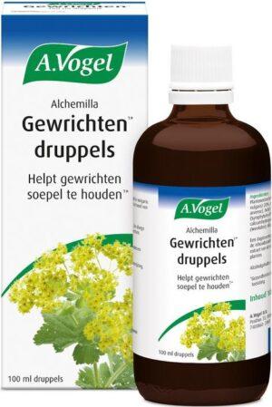Alchemilla Gewrichten Druppels 100 ml - A Vogel