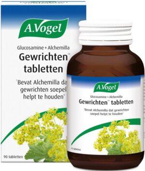 Alchemilla en Glucosamine Gewrichten Tabletten 90 tabletten - A Vogel