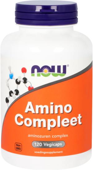 Amino Compleet 120 capsules - Now