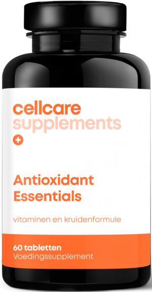 Antioxidant Essentials 60 tabletten - Cellcare Supplements