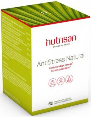 Antistress Natural 60 capsules - Nutrisan