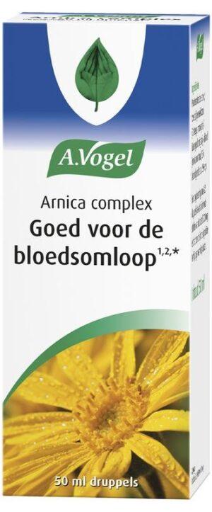 Arnica Complex 50 ml - A Vogel