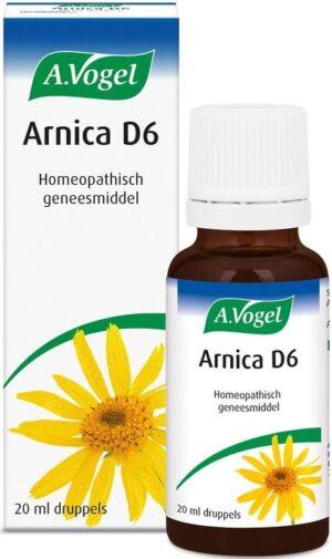 Arnica D6 20 ml - A Vogel