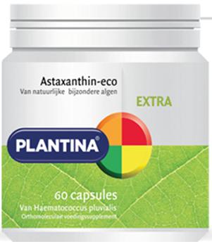 Astaxanthin-eco 60 capsules - Plantina