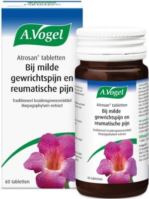 Atrosan 60 tabletten - A Vogel