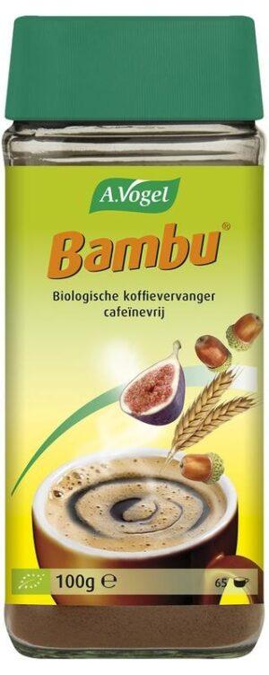 Bambu Biologische Koffievervanger 100 gram - A Vogel