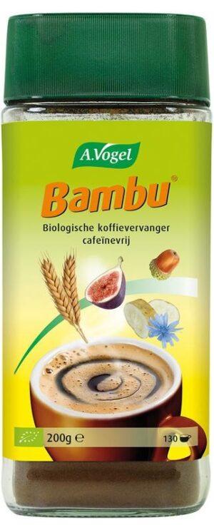 Bambu Biologische Koffievervanger 200 gram - A Vogel