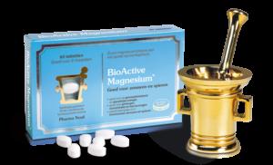 Bio Active Magnesium 60 tabletten - Pharma Nord