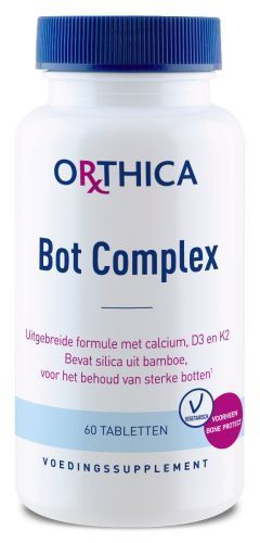 Bot Complex 60 tabletten Orthica