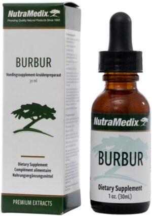 Burbur Kruidentinctuur 30 ml - Nutramedix
