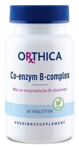 Co Enzym B Complex 60 tabletten Orthica