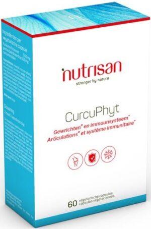 CurcuPhyt 60 capsules - Nutrisan