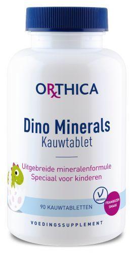 Dino Minerals Kauwtabletten 90 kauwtabletten Orthica