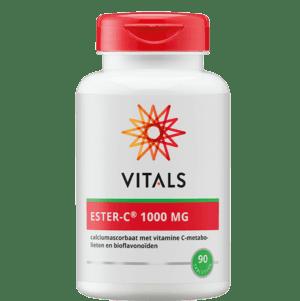 Ester C 1000 mg Calciumascorbaat 90 tabletten Vitals