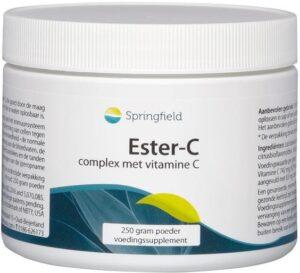 Ester-C Complex met Vitamine C 250 gram - Springfield