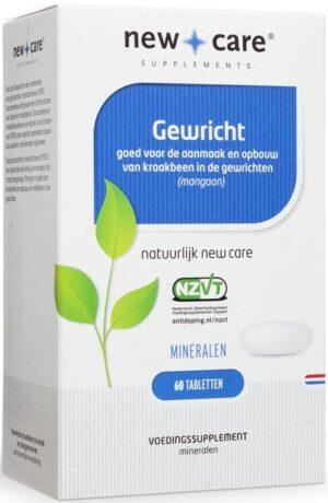 Gewricht 60 tabletten - New Care