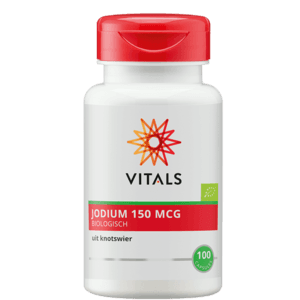 Jodium 150 mcg Biologisch 100 capsules Vitals