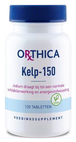 Kelp 150 120 tabletten Orthica