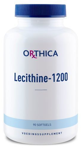 Lecithine 1200 mg 90 capsules Orthica