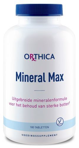 Mineral Max 180 tabletten Orthica