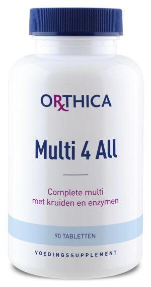 Multi 4 All 90 tabletten Orthica