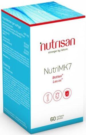NutriMK7 Botten 60 softgels - Nutrisan