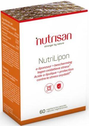 Nutrilipon 60 capsules - Nutrisan